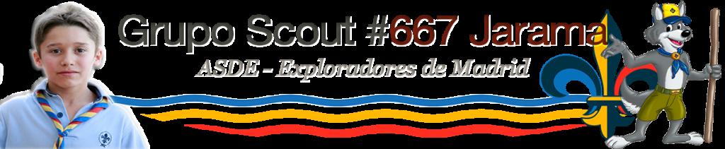 Grupo Scout Jarama 667 de Madrid