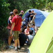 ¡Un campamento 10!