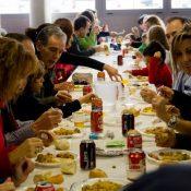 Este sábado: Gran comida familiar